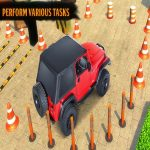 City SUV Parking Master Simulator Parking Mania