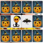 Memory Kids Halloween Game