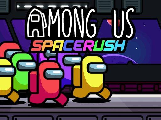 Among Us Space Rush Jogajogos Jogos Online Gratis