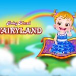 Baby Hazel Fairyland