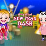 Baby Hazel New Year Bash