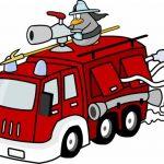 Cartoon Trucks Slide