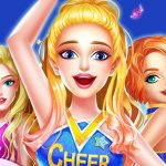 Cheerleader Magazine Dress Up