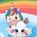 Cute Unicorn Jigsaw