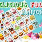 Delicious Food Mahjong Connects