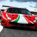Ferrari 488 GT3 Evo Jigsaw Puzzle