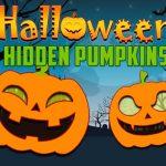 Halloween Hidden Pumpkins