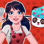 Ladybug Cooking Cupcake : Cooking games for girls