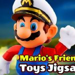 Mario's Friends Toys Jigsaw