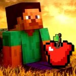 Minecraft Apple Shooter