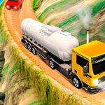 Offroad Oil Tanker Truck Drive