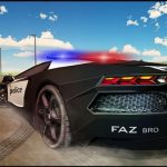 Police Car Chase Driving Sim