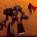 Robot In Battle Memory