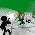 Stickman Zombie 3D
