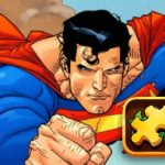 Superman Hero Jigsaw Challenge