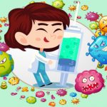 Virus Bubble Shooter